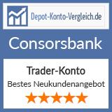 Consorsbank - Bestes Neukundenangebot